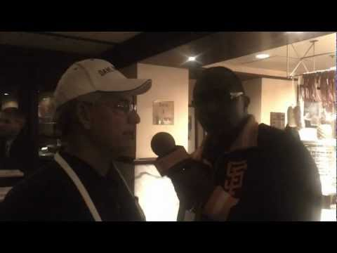 Bay Area Sports Weekly interviews former San Francisco Giants pitcher Dave Dravecky