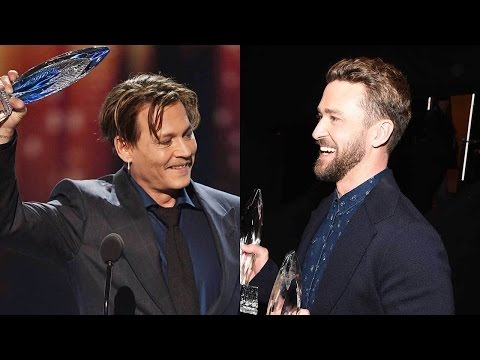 From Justin Timberlake to Johnny Depp: The Biggest 2017 People