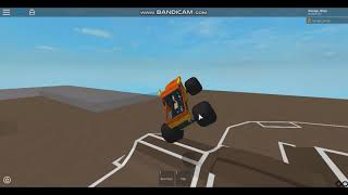 Roblox Monster Jam Commentary #179 (savageracer21)