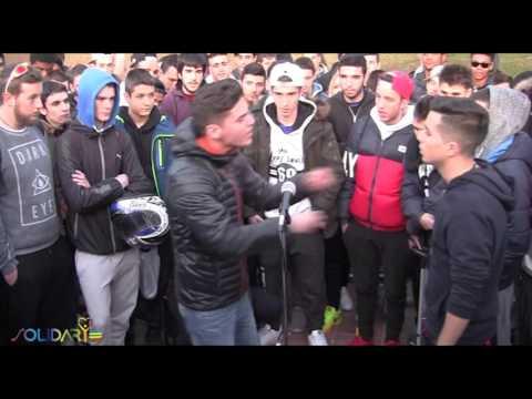 Romario VS Eseteá BATALLON 16avos 2a Regional FullRap Valencia