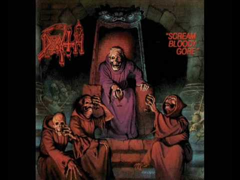 """DEATH """"Zombie Ritual""""  (Remastered)"""