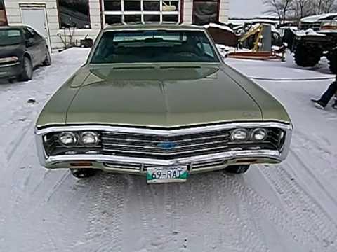 1969 427 Biscayne