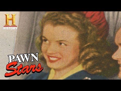 Pawn Stars: Vintage Marilyn Monroe Magazine Spread | History