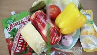 Как сделать сэндвич с сыром своими руками Рецепт сэндвича с сыром