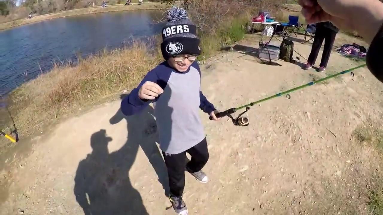 Lake mcswain youtube for Lake mcclure fishing report