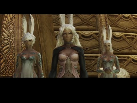 Final Fantasy XII The Zodiac Age - Let's Play Part 16 - The Viera Wang Collection