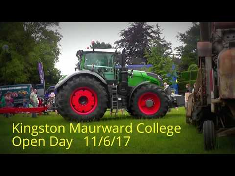 Kingston Maurward College Open Day 2017