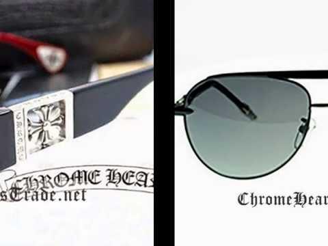 Fashion Chrome Hearts Sunglasses Cheap