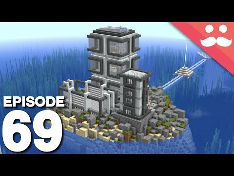 Hermitcraft 6: Episode 69 - Evil Island is DONE!