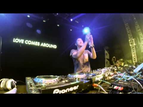 Winky Wiryawan feat. Maruli Tampubolon - LOVE COMES AROUND (Live @DWP14)