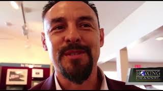 Robert Guerrero Considers Errol Spence Jr. The Best Welterweight in the World Today