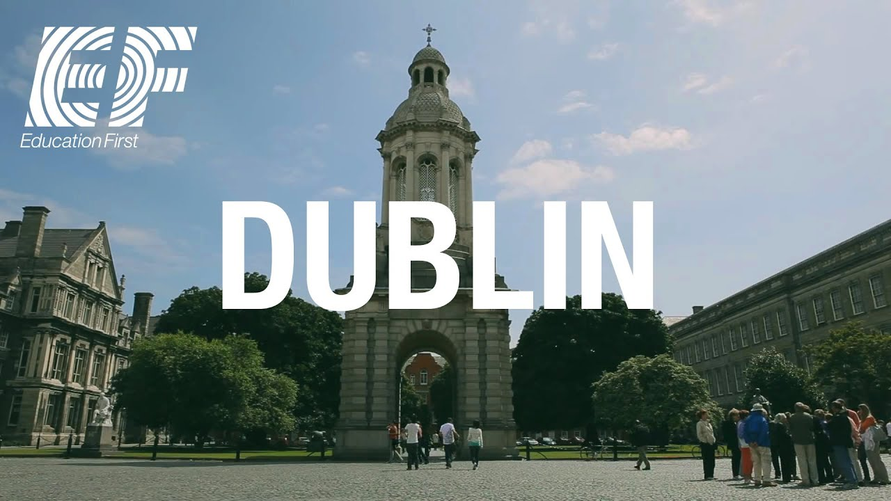 EF Dublin, Ireland – Info Video