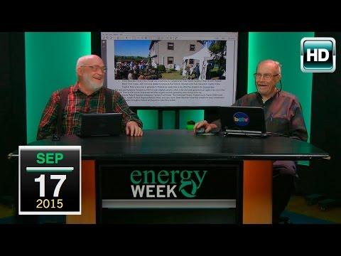 Energy Week: 9/17/15