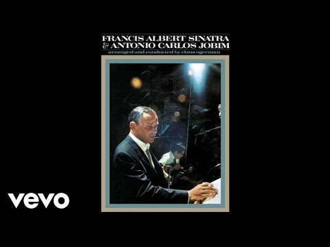 Frank Sinatra, Antonio Carlos Jobim - Quiet Nights Of Quiet Stars (Corcovado) (Audio)