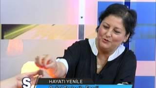 DOĞAL TAŞLAR VE ENERJİ // Evrensel Yaşam Enerjisi - SKY TV - 06/06/2014