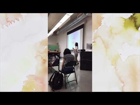 Talk at Otis College of Art and Design • 10.16.17