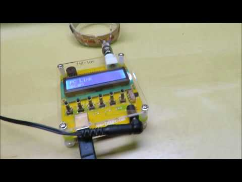 #0085 Parte 3. MFJ 259B versus MR100 SWR Antenna Analyzer