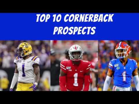 Top 10 Cornerback Prospects 2020 NFL Draft w/ Highlights