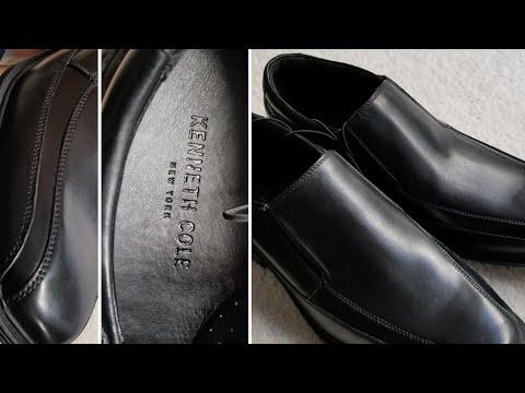 Costco! Kenneth Cole Leather Slip-On Dress Shoe! $29!!!