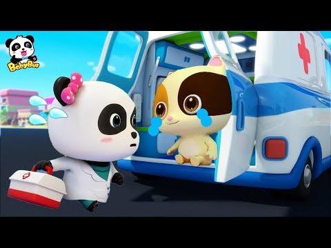 Bayi Panda Super Berubah Menjadi Dokter Kecil Lucu | Lagu Anak-anak | Bahasa Indonesia | BabyBus