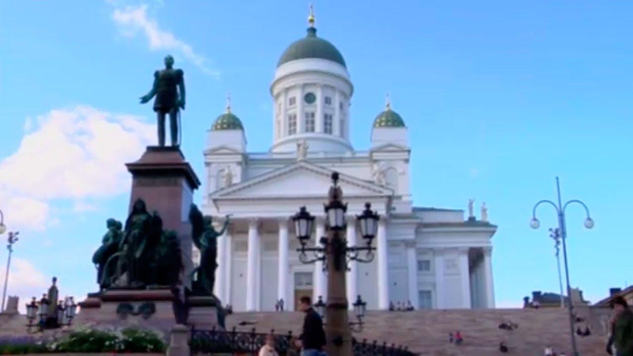 Helsinki - Finlandia   Visita a la Plaza del Senado   Mamá tú no ...