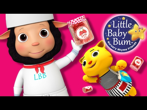 Baa Baa Black Sheep | Part 4 | Nursery Rhymes | Original Version By LittleBabyBum!