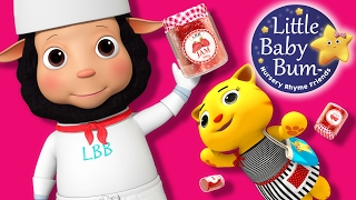Learn with Little Baby Bum | Baa Baa Black Sheep | Nursery Rhymes for Babies | Songs for Kids