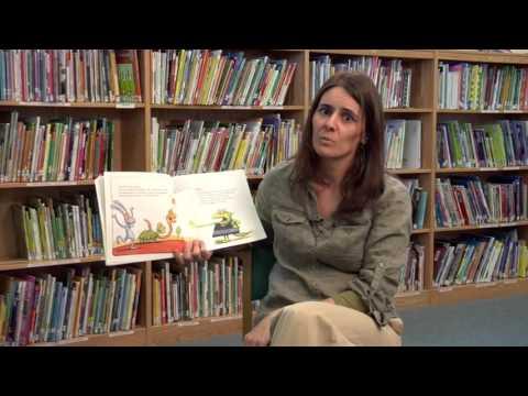 George Watts Montessori Teacher Reads - Manana Iguana