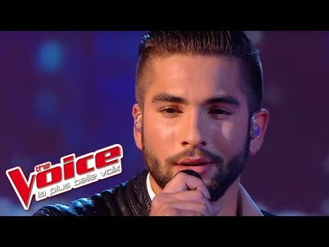 The Voice 2014│Kendji Girac  Mad World Tears for Fears│Prime 3
