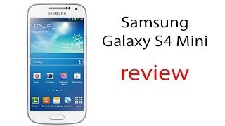 Samsung Galaxy S4 Mini review (en español)