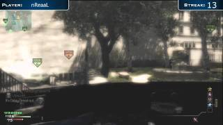 (MW3) First Ever Throwing Knife Only M.O.A.B (LEGIT)
