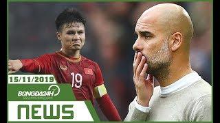 TIN BÓNG ĐÁ TỐI 15/11 | ĐT Việt Nam có bước tiến lớn trên BXH FIFA | Kimmich mong Pep trở lại Bayern
