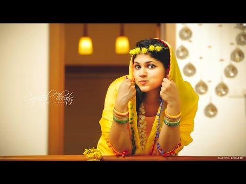 Kerala Muslim Wedding Teaser I Thasneem + Jaseel I Capitol Theatre