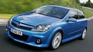 Обзор автомобиля Opel Astra OPC [AUTO Review]