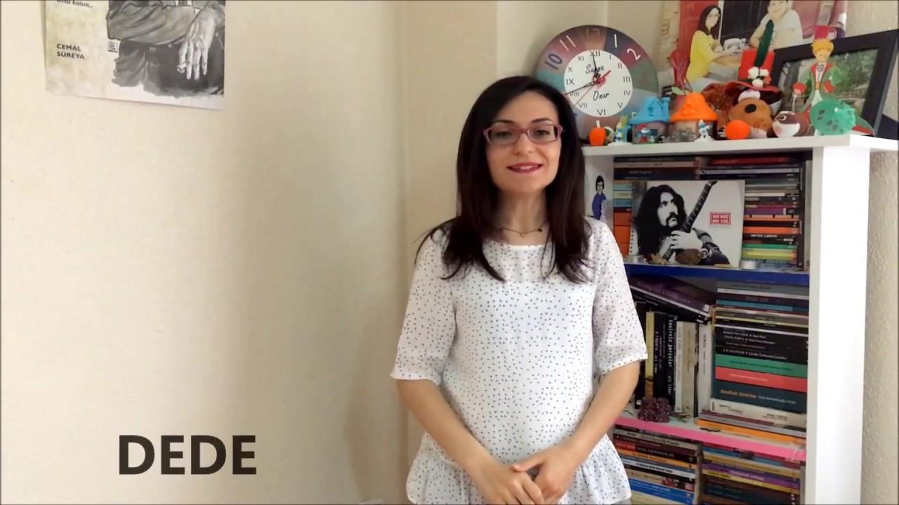 İşaret Dili Eğitimi - 2 (Aile ve Çevresi)