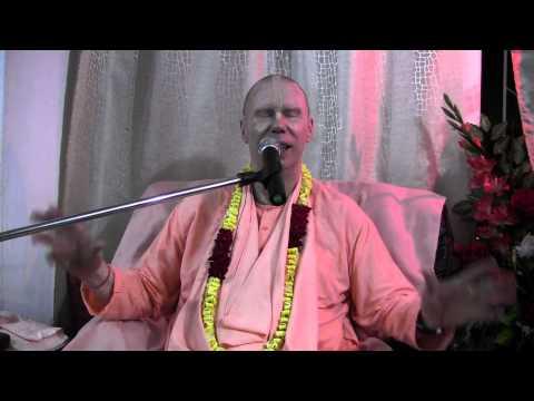 Бхагавад Гита 3.10 - Бхакти Чайтанья Свами