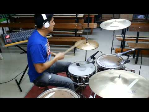 Risen – He's Able – Indiana Bible College-Drums (cover)