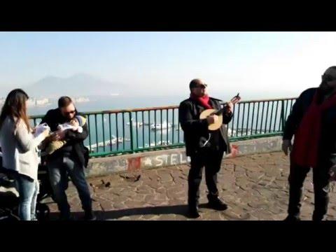 Posteggia Napoletana - Posillipo...musica in terrazza con ...