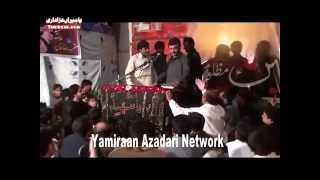 """Zakir Qazi Waseem Abbas """" New Qasida """" 2014 """" Sada Vird Ali Dam Dam """""""