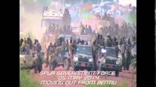 Video Archive footage: SPLA retreat from Bentiu, 5 May 2014 download MP3, 3GP, MP4, WEBM, AVI, FLV Agustus 2018