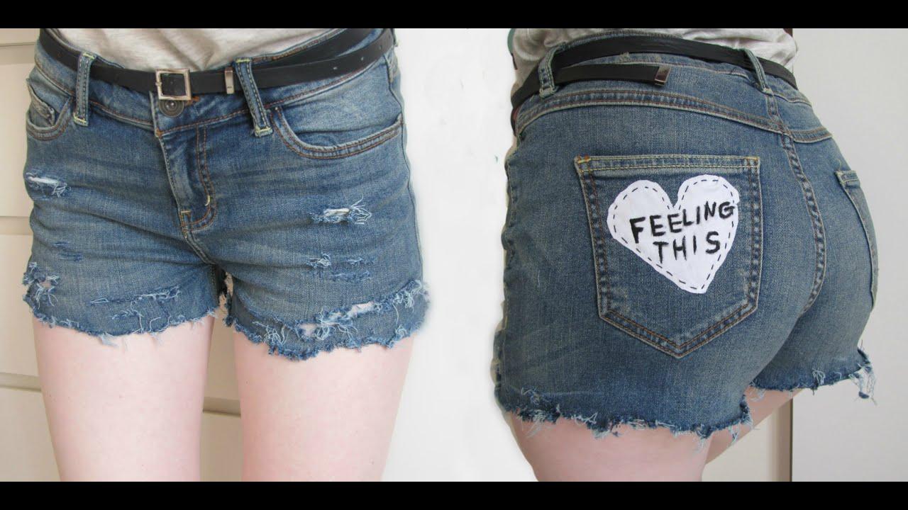 tumblr high waisted shorts diy wwwimgkidcom the