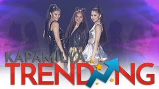 It Girls perform Ariana Grande's songs