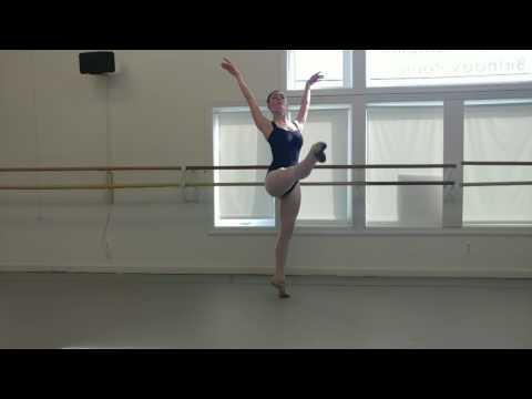 Caitlin Bond Audition Video