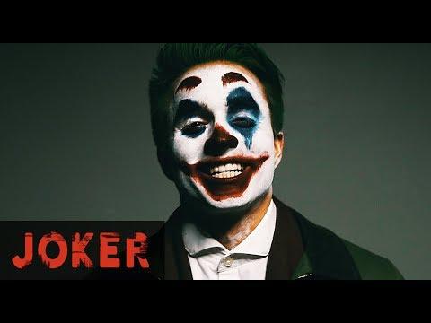 Mens Joker Portrait Tank Top DressCode Batman