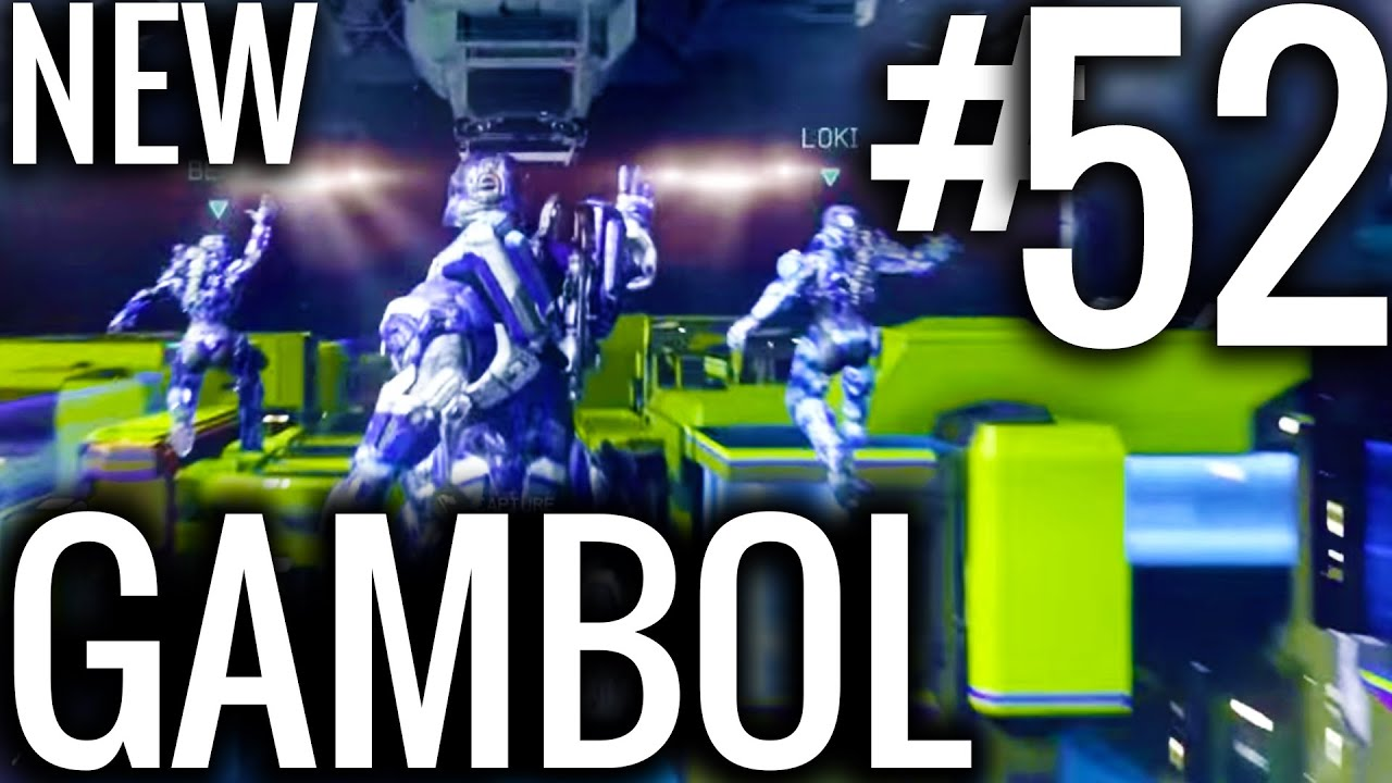 GAMBOL (Halo 5 Breakout Gameplay) - Exclusive Podtacular Footage