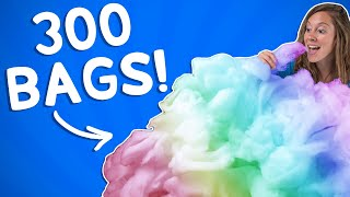 What Would You Do With Unlimited Cotton Candy • This Could Be Awesome 3