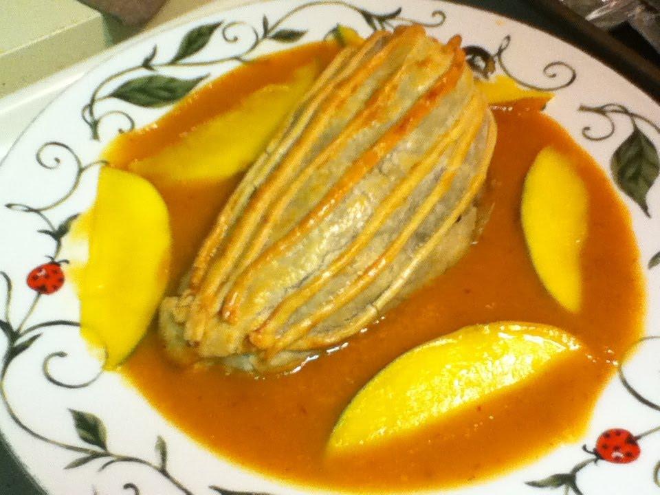 Chiles rellenos en salsa de mango receta de chiles rellenos de carne youtube - Salsa para relleno de carne ...