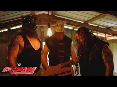 The Wyatt Family invites The New Day to their compound: Raw, July 4, 2016
