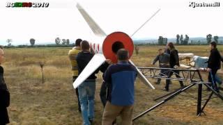 CHERRY 2010  rocket launch