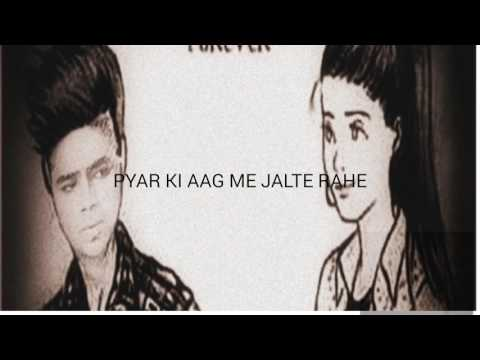 dil e umeed sad poetry song by M.D